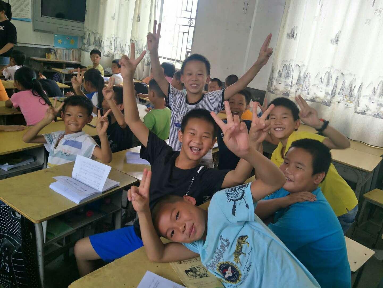 南岭山区的枫林课堂:四年坚守,四年改变